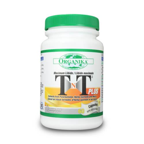 Maximum libidou TNT-plus - 600 mg - 60 capsule
