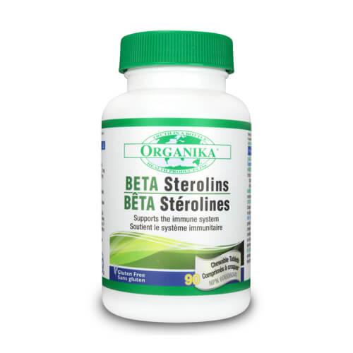 Beta Sterolini - 90 tablete masticabile