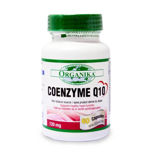 Coenzima Q10 - 120 mg - 60 capsule