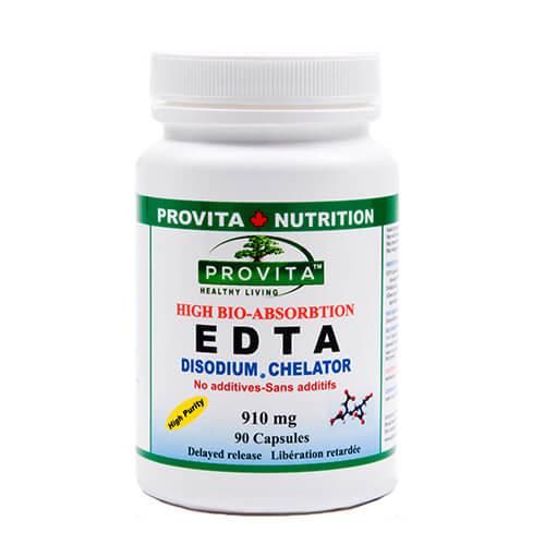 EDTA - 910 mg - 90 capsule