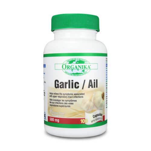 Garlic Ail (usturoi, extract dezodorizat) - Extract de usturoi