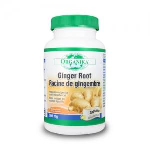 Ginger Root - radacina de ghimbir - 500 mg - 90 capsule