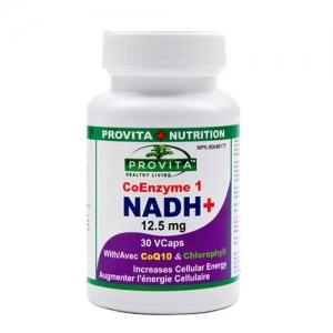NADH+ - nicotinamida-adenin dinucleotida