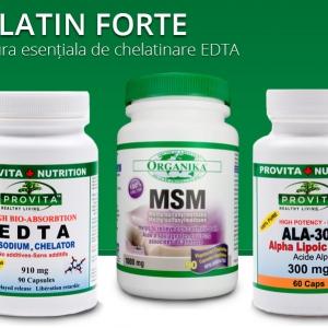 Protocol Chelatin Forte
