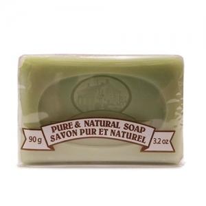 Produse Santevia - Sapun Santevia - Sapun terapeutic extrafin cu eucalipt si menta