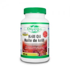 Krill Oil forte - Ulei de crevete Krill forte
