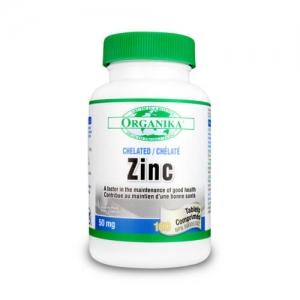 Zinc chelatinat HVP